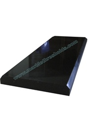 Absolute Black Polished Granite Threshold 6 Quot X36 Quot X5 8