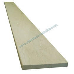 Crema Polished Marble Window Sill