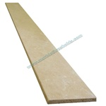 Ivory Medium Honed Travertine Window Sill